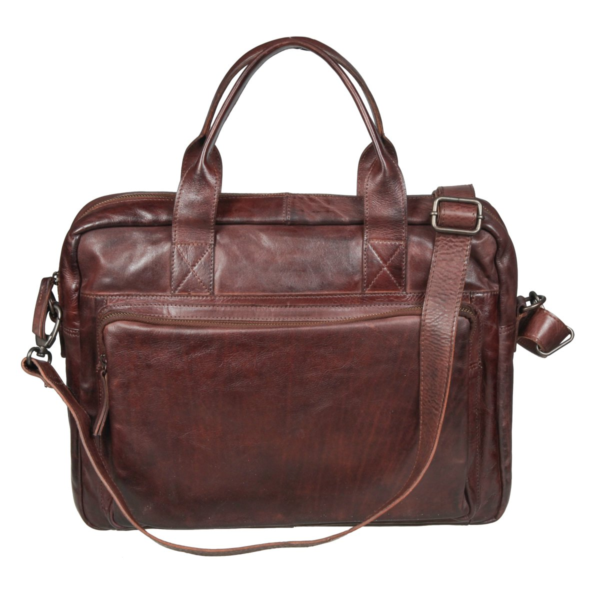 Бизнес-сумка Gianni Conti 4101266 brown