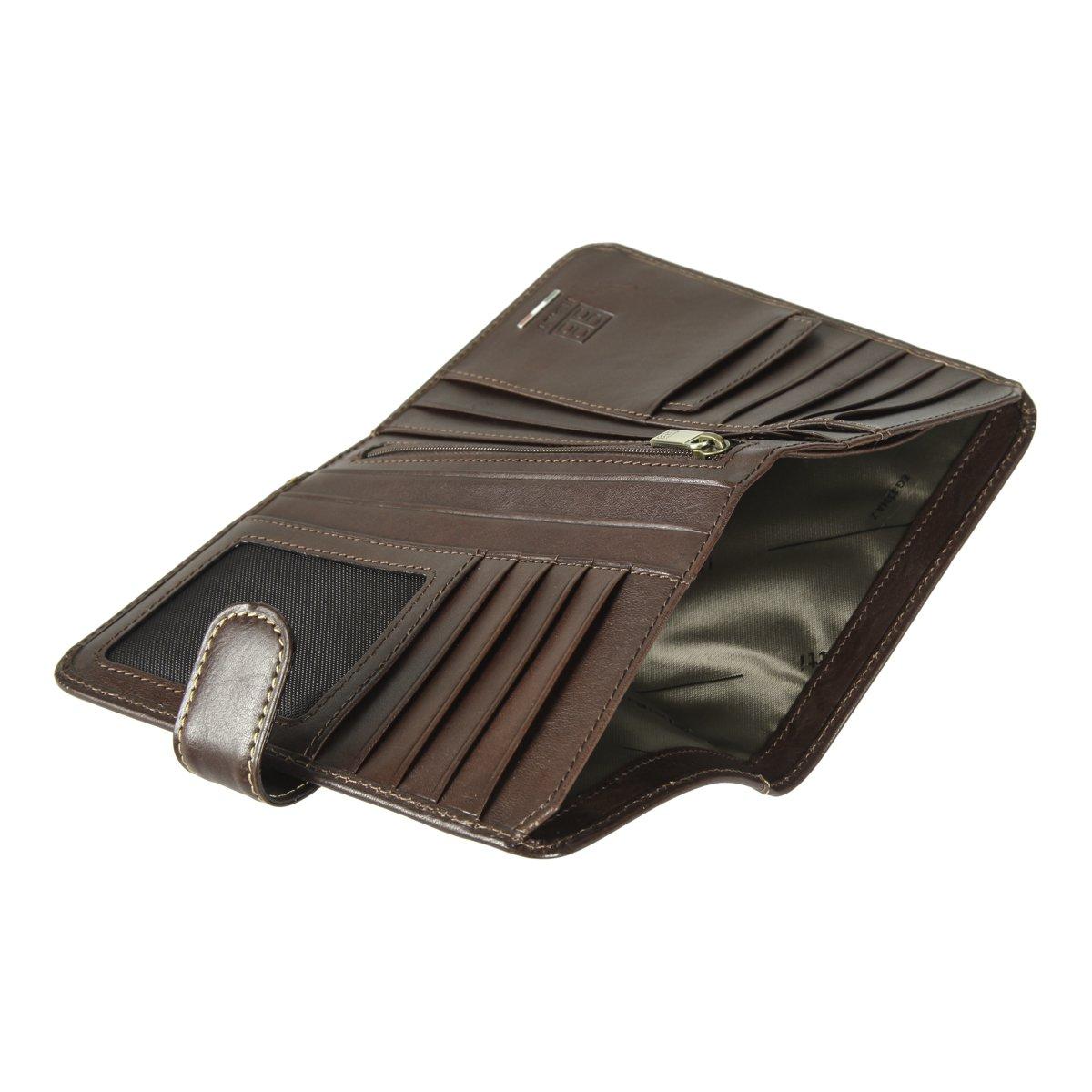 9d1057f10505 2334 ancona brown Портмоне с обложкой для паспорта Sergio Belotti — доп.  фото №5