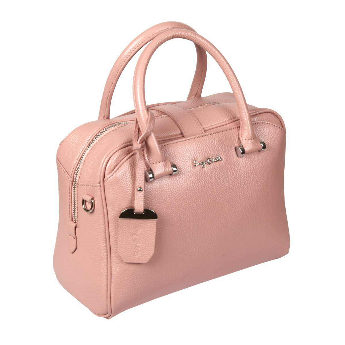 0a8fd643cdc5 Сумка Sergio Belotti 80 pink, 28x22 см, натуральная кожа, цвет ...